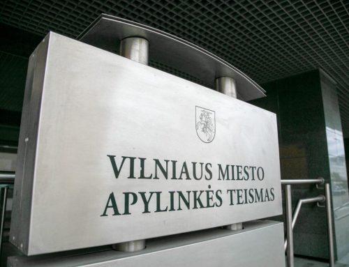 Skolą pripažino tik teisme priremtas įrodymų / Vilniaus miesto apylinkės teismas